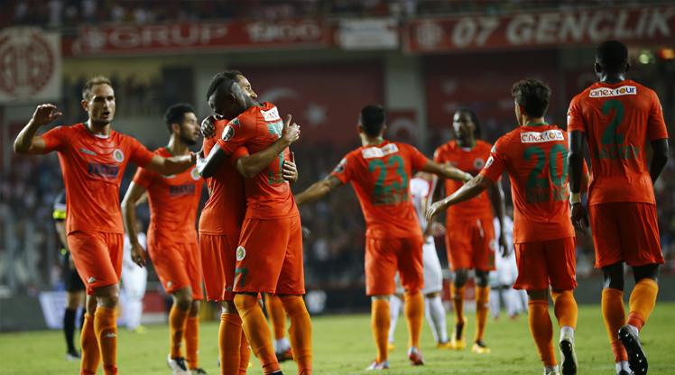 Aytemiz Alanyaspor Antalyaspor maç özeti
