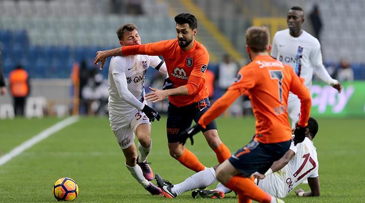 Medipol Başakşehir Trabzonspor maç özeti