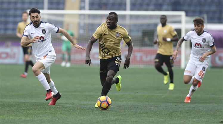 Osmanlıspor FK Medipol Başakşehir maç özeti