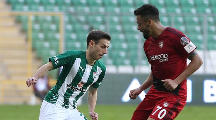 Bursaspor Gaziantepspor maç özeti