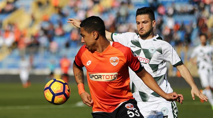 Adanaspor Atiker Konyaspor maç özeti