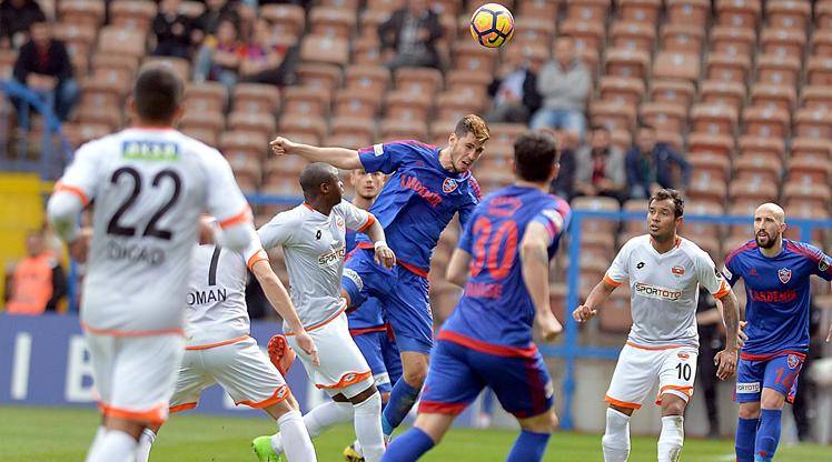 KDÇ Karabükspor Adanaspor maç özeti