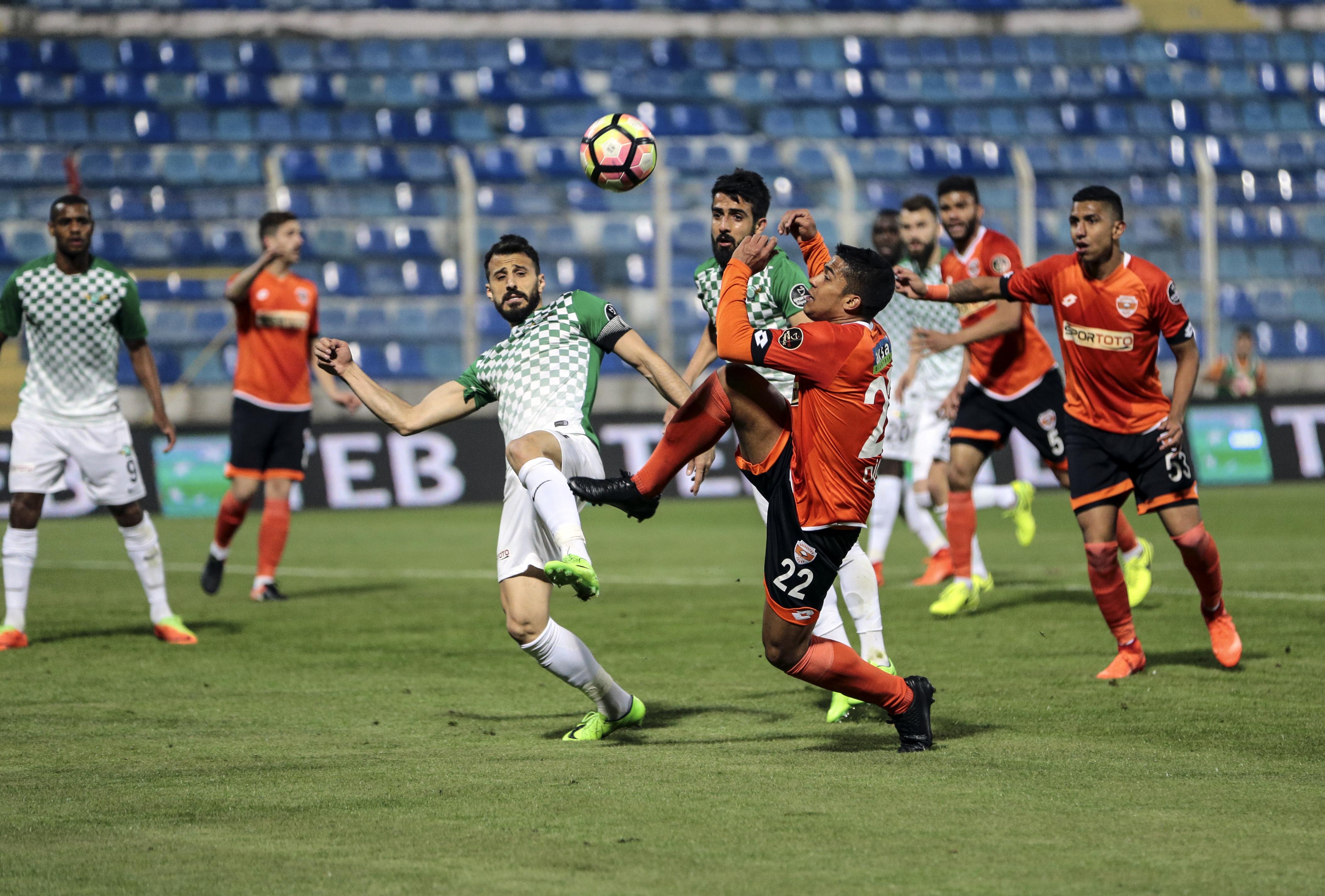 Adanaspor Akhisar Bld.Spor maç özeti
