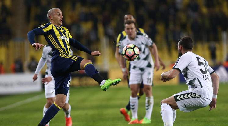 Fenerbahçe Atiker Konyaspor maç özeti