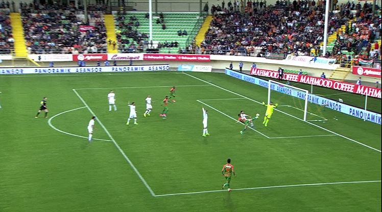 Aytemiz Alanyaspor Kasımpaşa maç özeti