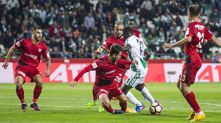 Atiker Konyaspor Gaziantepspor maç özeti