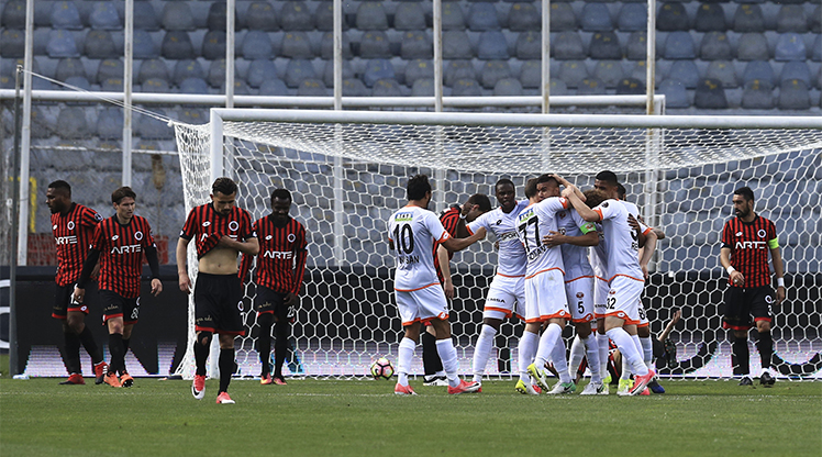 Gençlerbirliği Adanaspor maç özeti