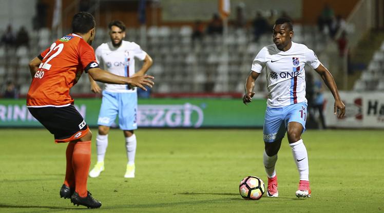 Adanaspor Trabzonspor maç özeti