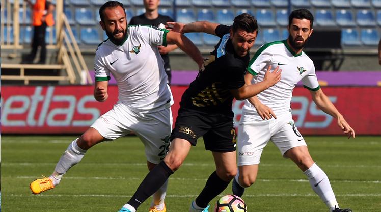 Osmanlıspor FK Akhisar Bld.Spor maç özeti