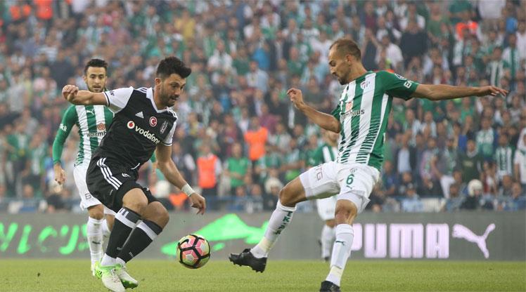 Bursaspor Beşiktaş maç özeti