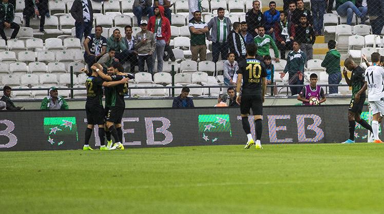 Atiker Konyaspor Akhisar Bld.Spor maç özeti
