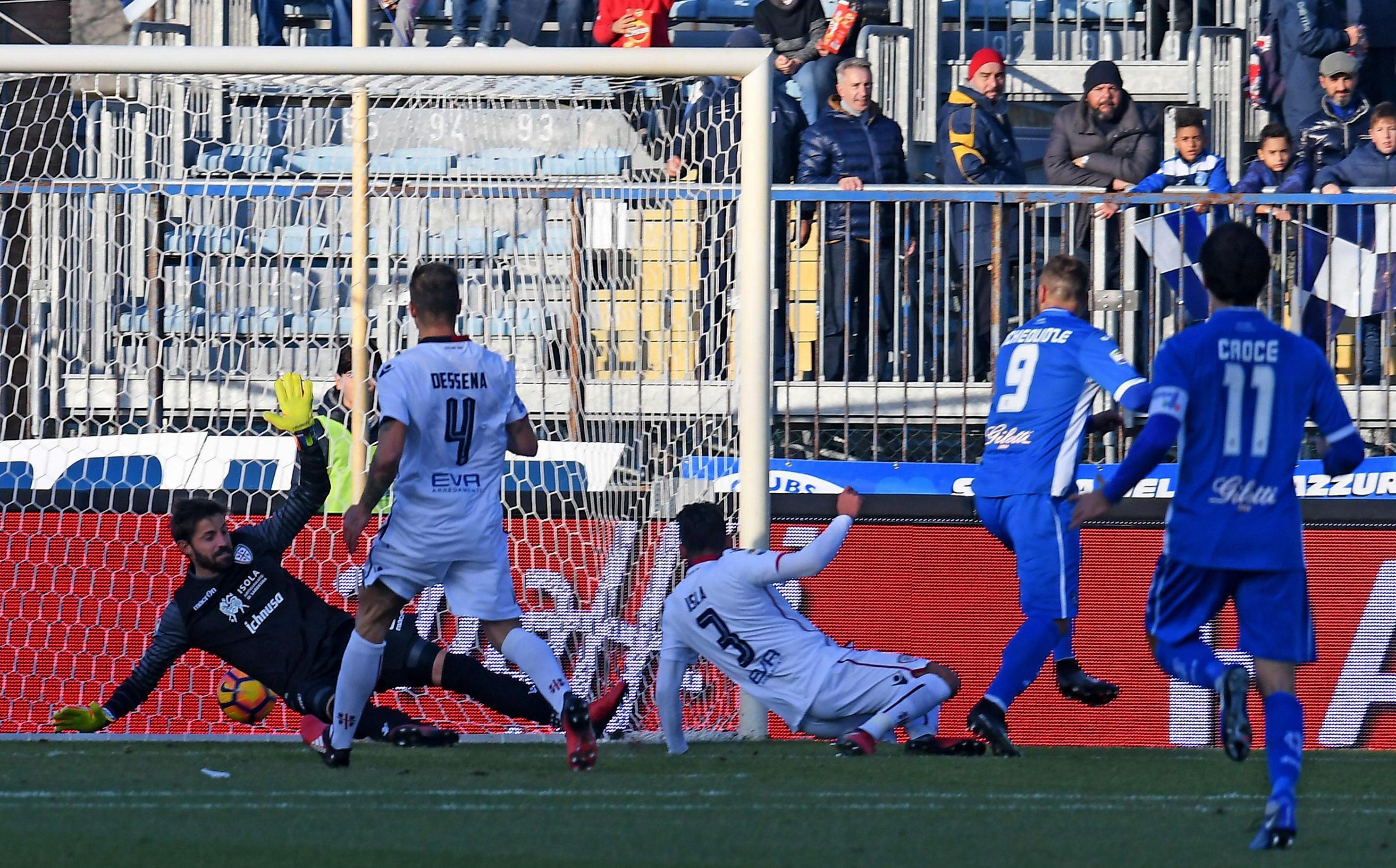 Empoli Cagliari maç özeti