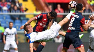 Genoa Atalanta maç özeti