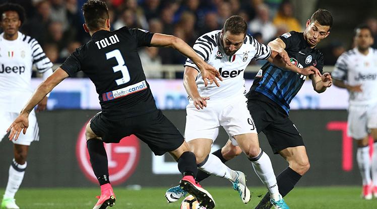 Atalanta Juventus maç özeti