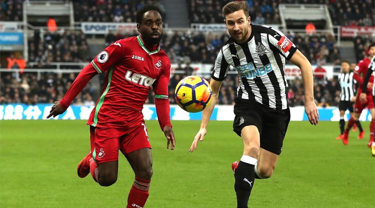 Newcastle United Swansea City maç özeti