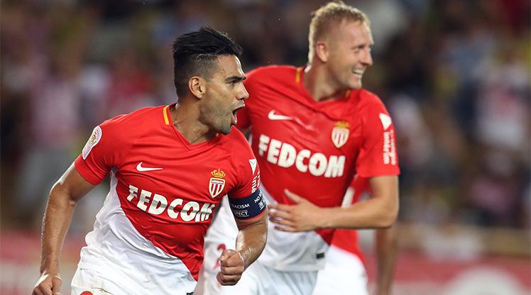 Monaco Marsilya maç özeti