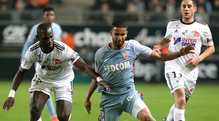 Amiens SC Monaco maç özeti