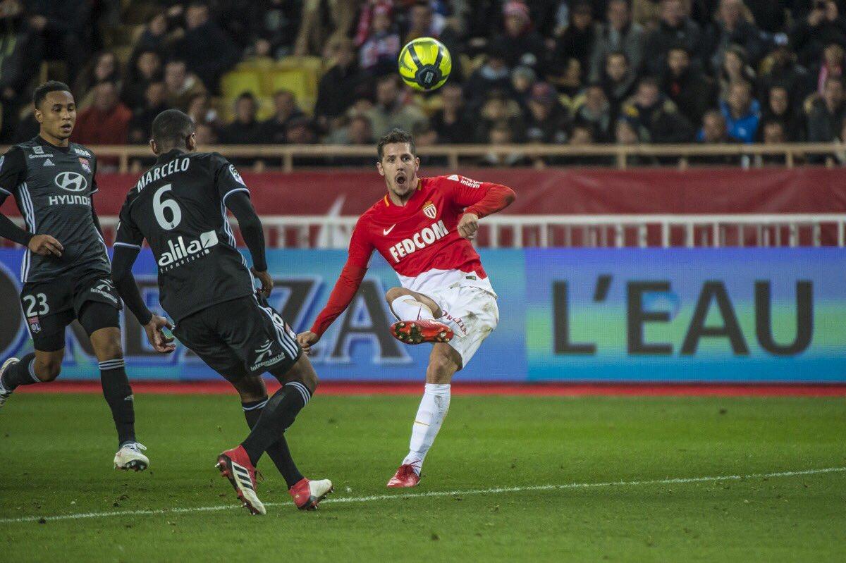 Monaco Olympique Lyon maç özeti