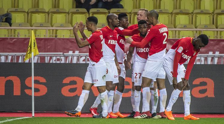 Monaco Dijon maç özeti
