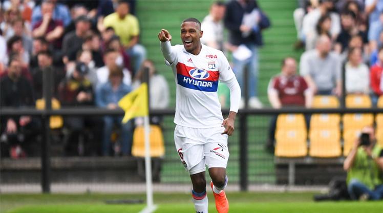 Metz Olympique Lyon maç özeti