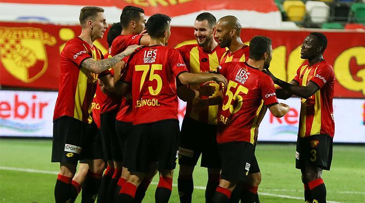 Göztepe Trabzonspor maç özeti