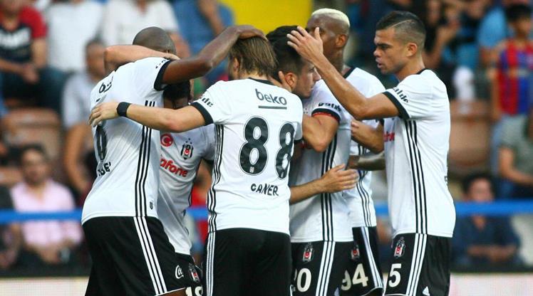 Kardemir Karabükspor Beşiktaş maç özeti