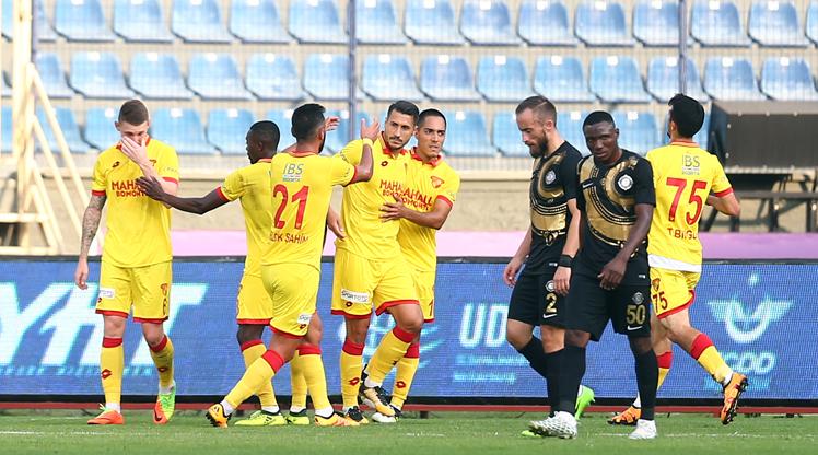 Osmanlıspor FK Göztepe maç özeti
