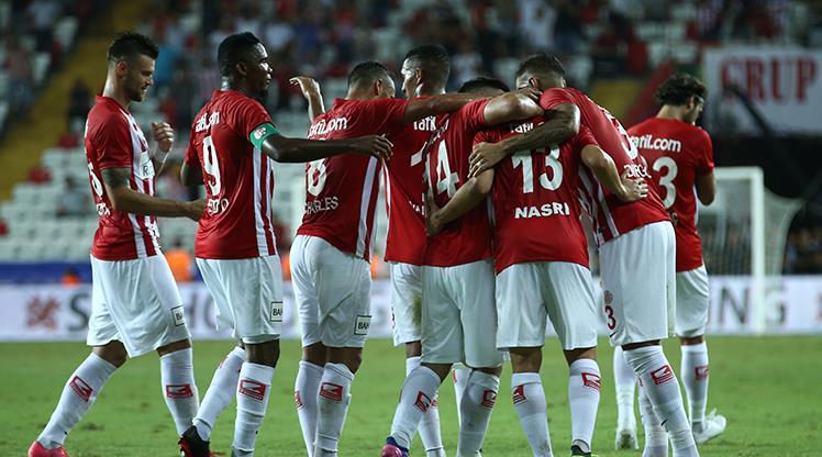 Antalyaspor Osmanlıspor FK maç özeti