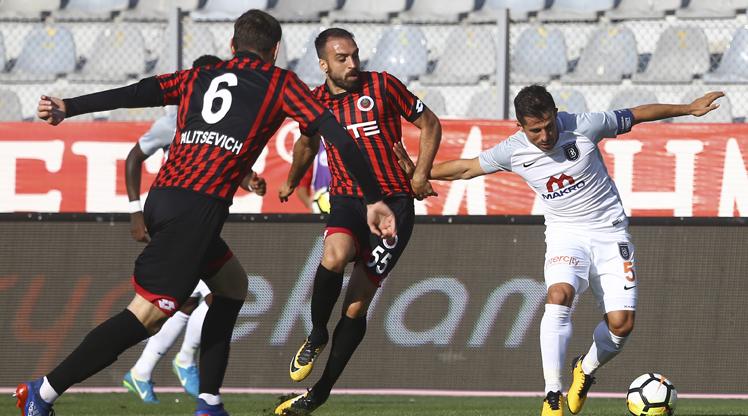 Gençlerbirliği Medipol Başakşehir maç özeti