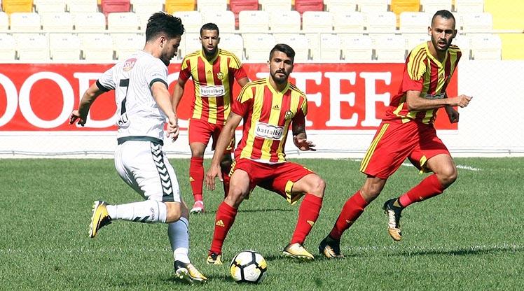 Evkur Yeni Malatyaspor Atiker Konyaspor maç özeti