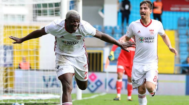 Kardemir Karabükspor Demir Grup Sivasspor maç özeti
