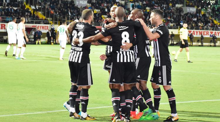 Aytemiz Alanyaspor Beşiktaş maç özeti