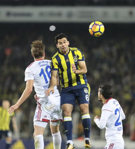 Fenerbahçe Kardemir Karabükspor maç özeti