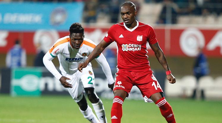 Aytemiz Alanyaspor Demir Grup Sivasspor maç özeti