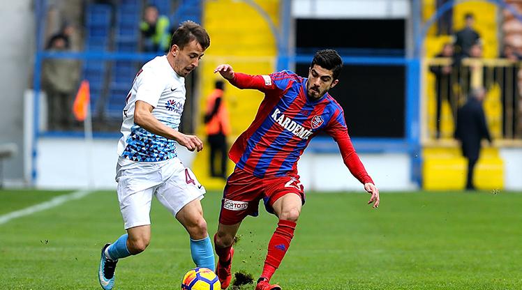Kardemir Karabükspor Trabzonspor maç özeti