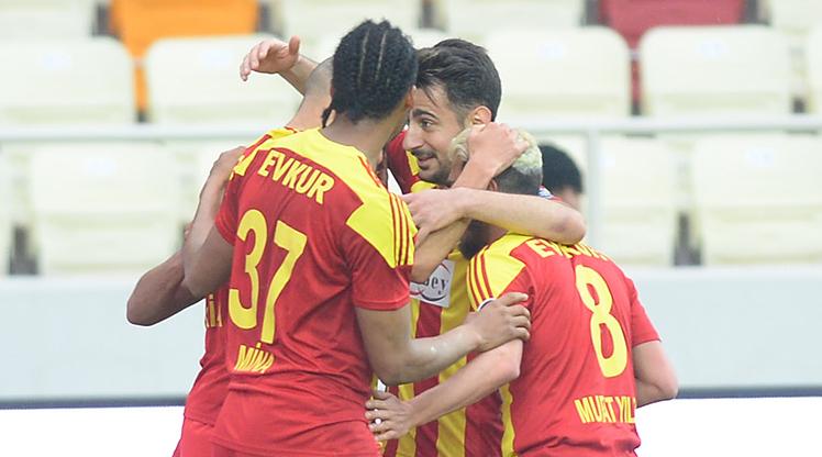Evkur Yeni Malatyaspor Kardemir Karabükspor maç özeti