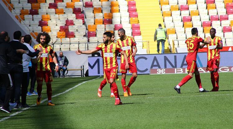 Evkur Yeni Malatyaspor Gençlerbirliği maç özeti