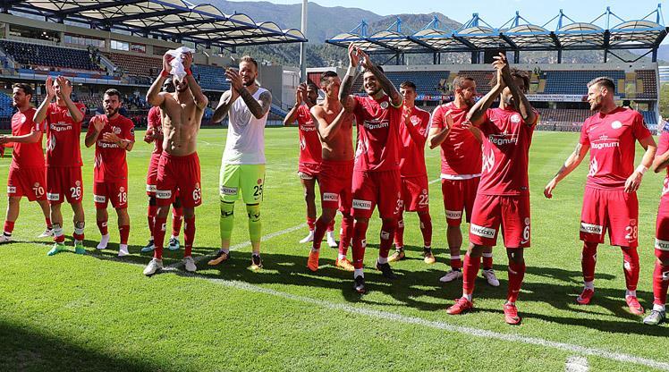 Kardemir Karabükspor Antalyaspor maç özeti