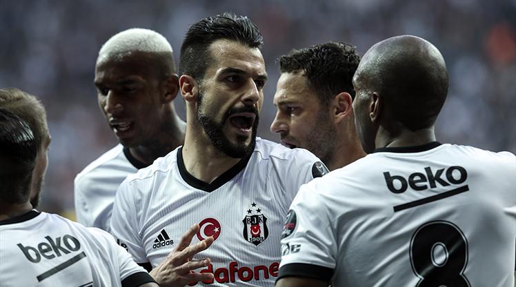 Beşiktaş Evkur Yeni Malatyaspor maç özeti