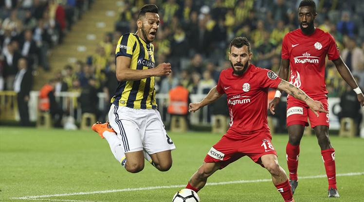 Fenerbahçe Antalyaspor maç özeti