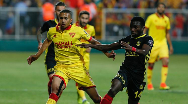 Göztepe Evkur Yeni Malatyaspor maç özeti