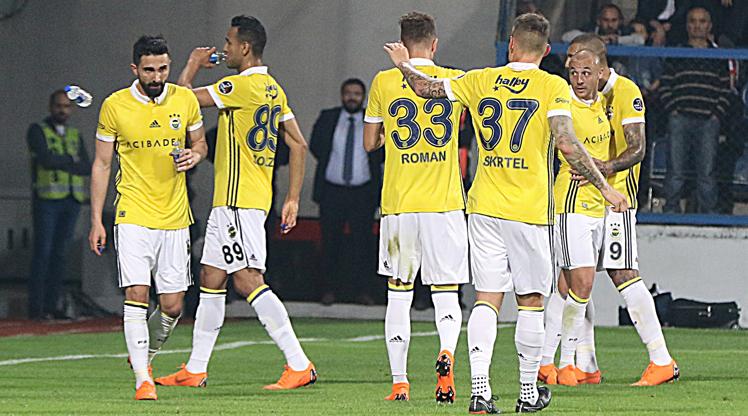 Kardemir Karabükspor Fenerbahçe maç özeti