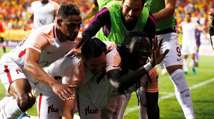 Göztepe Galatasaray maç özeti