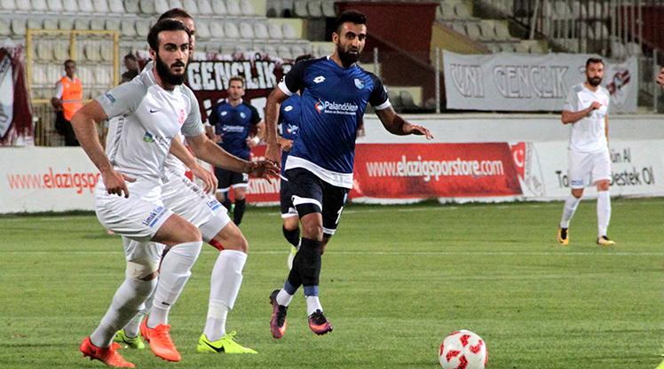 BŞB Erzurumspor Balıkesirspor Baltok maç özeti