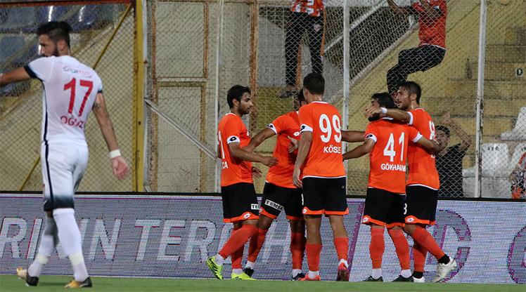 Adanaspor Ümraniyespor maç özeti