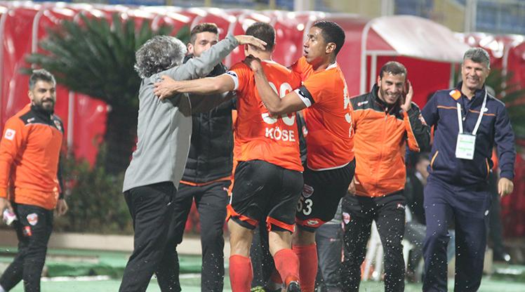 Adanaspor Çaykur Rizespor maç özeti