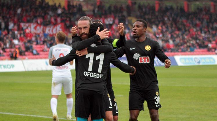 Balıkesirspor Baltok Eskişehirspor maç özeti