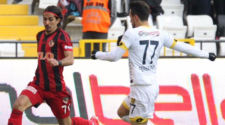 Gazişehir Gaziantep FK MKE Ankaragücü maç özeti