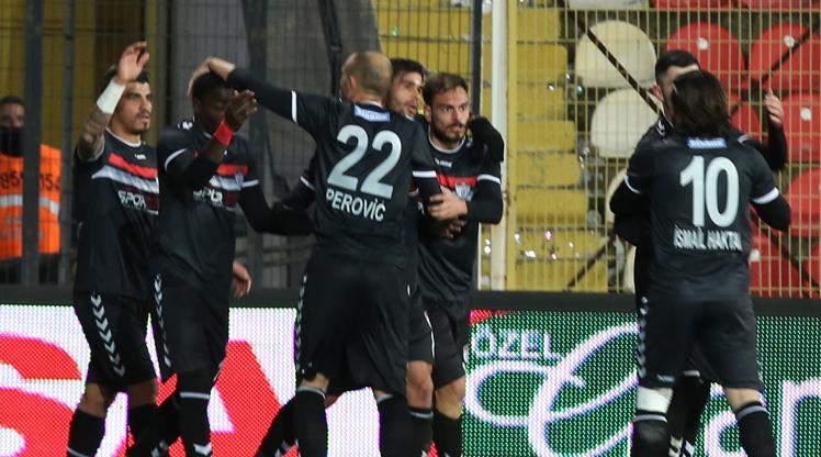 Grandmedical Manisaspor Balıkesirspor Baltok maç özeti