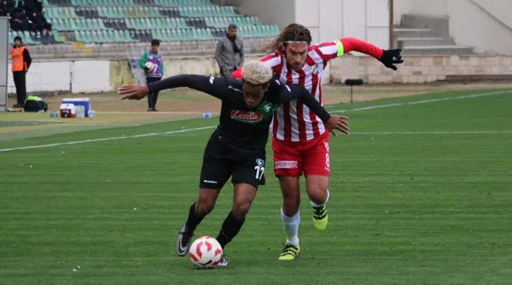 Denizlispor Boluspor maç özeti